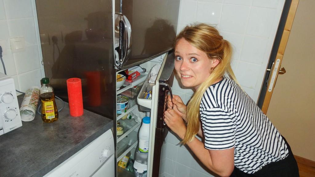 Ellen, Isobel & the Smorgasbord of Fromage