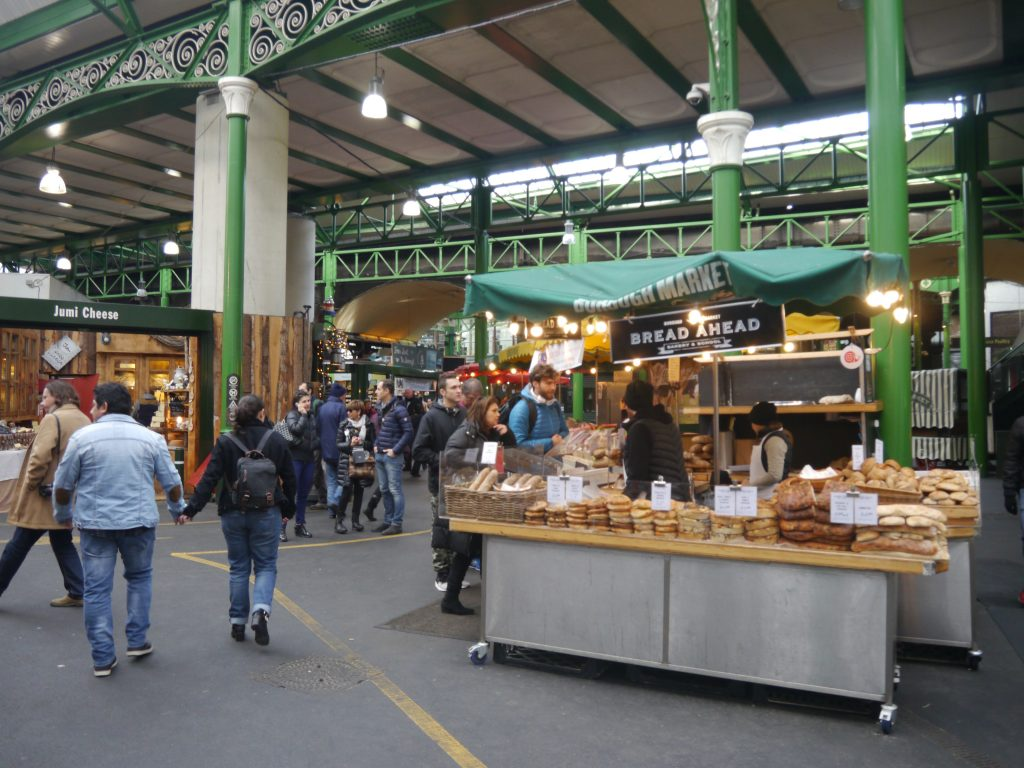 Borough Market – A Cheese Lover's Guide