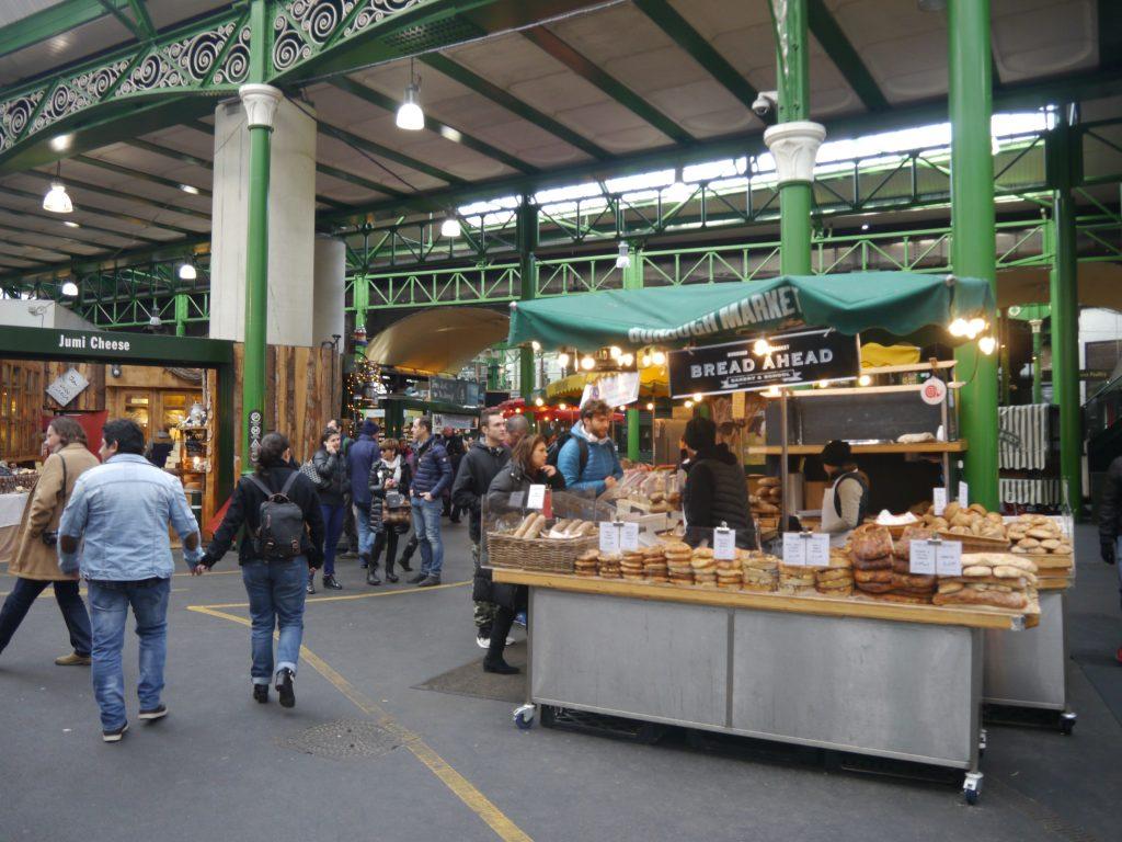 Borough Market – A Cheese Lover's Guide